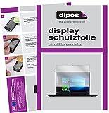 dipos I 2X Schutzfolie klar kompatibel mit Lenovo ThinkPad T570 Folie Bildschirmschutzfolie