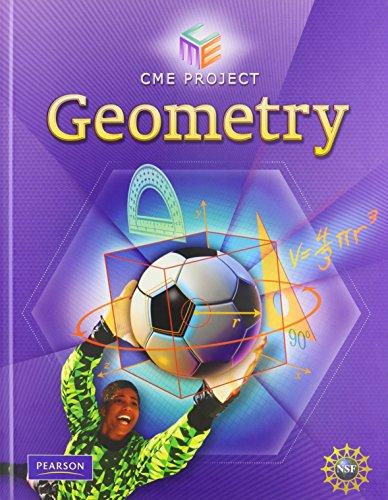 CENTER FOR MATHEMATICS EDUCATION GEOMETRY STUDENT EDITION 2009C