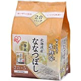 アイリスの生鮮米 北海道産ななつぼし 2合×5パック 袋300g×5