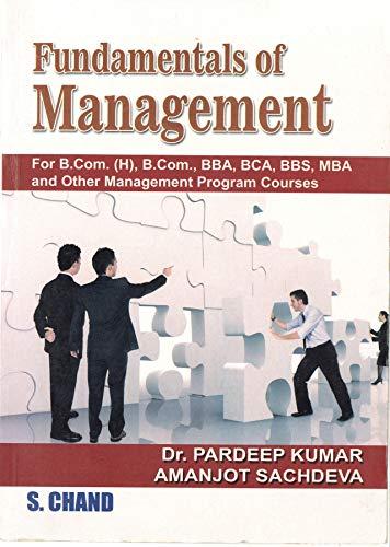 Fundamentals of Management (English Edition)