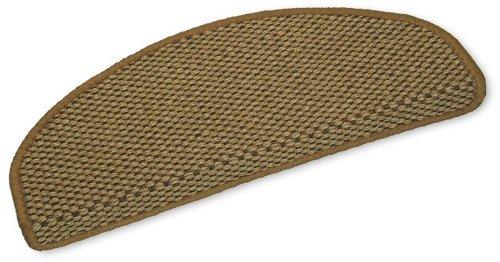 Stufenmatte Aus Naturfaser, strukturierte Oberfläche