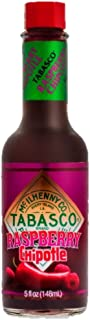 TABASCO – Raspberry Chipotle Sauce – 148 ml Glasflasche – fruchtige & rauchige Chili-Sauce