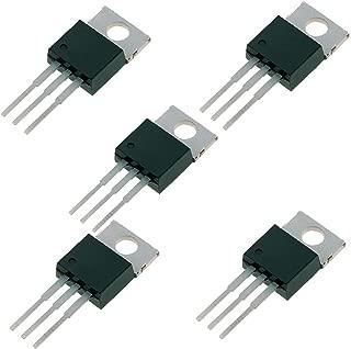 Major Brands IRF540 Transistor, MOSFET, N-Channel, 100 V (Pack of 5)