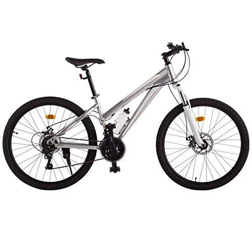 Ultrasport 331100000190 Bicicleta De Trekking, Cambio De Cadena, 21 Ma