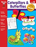 Les livres de BO-TE AUX LETTRES TEC61251 THEMES CATPILLAR & PAPILLONS GR K