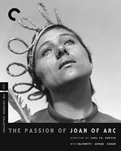 The Passion of Joan of Arc (The Criterion Collection) [Blu-ray]
