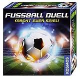 Kosmos 697792 Fußball-Duell, Mach dein Spiel, Taktisches Fußballspiel als Brettspiel, ab 8 Jahre