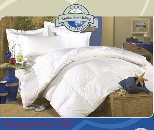 MARRIKAS 700TC Hungarian Goose Down KING Comforter