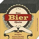 Bier-Quiz - 66 unterhaltsame Fragen rund um den Gerstensaft - Das perfekte Partyspiel und das ideale...