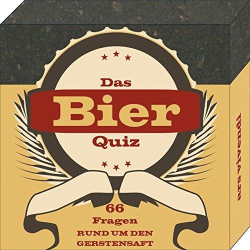 Bier-Quiz: 66 Fragen rund um das Bier