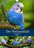 Der Wellensittich - Mein Lieblingsvogel (Wandkalender 2021 DIN A4 hoch)