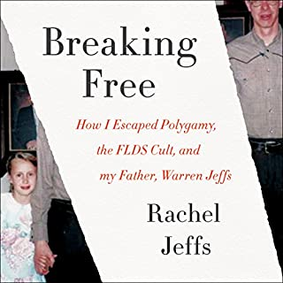 Breaking Free     How I Escaped Polygamy, the FLDS Cult, and My Father, Warren Jeffs              Auteur(s):                                                                                                                                 Rachel Jeffs                               Narrateur(s):                                                                                                                                 Rachel Jeffs                      Durée: 8 h et 3 min     20 évaluations     Au global 4,7