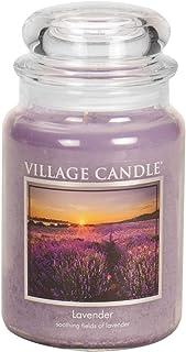 Village Candle Candle, Violet