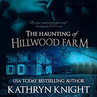 The Haunting of Hillwood Farm audiobook cover art