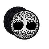 Copytec Patch Yggdrasil Weltenesche Weltenbaum 9 Welten