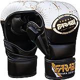 7-oz Semi Pro Handschuhe Hybrid Boxen Cage Fighting MMA Grappling