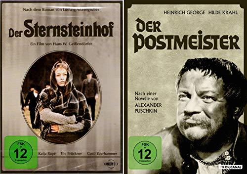 Heimatfilm Edition - Der Sternsteinhof + Der Postmeister [2er DVD-Set]
