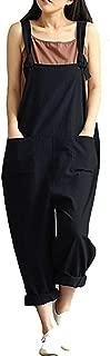 Women's Jumpsuits Overalls Plus Size Wide Leg Loose...