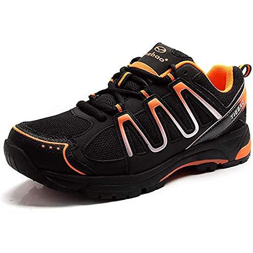 BHHT Zapatos De Ciclismo para Hombre, Zapatillas De Deporte para Mujer, Zapatos...