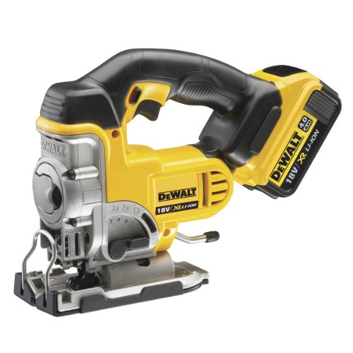 DEWALT DCS331M2-GB seghetto Alternativo, Giallo/Nero