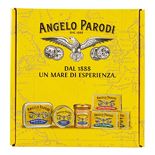 Confezione Speciale Ittico Angelo Parodi