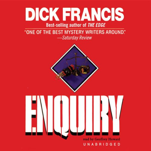 Enquiry audiobook cover art
