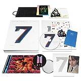 BTS Album - MAP OF SOUL : 7 [ 3 ver. ] CD + Photobook + Lyrics Book + Mini Book + Photocard +...