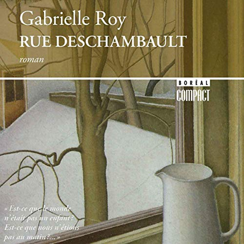 Rue Deschambault cover art