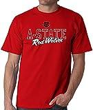 J2 Sport Arkansas State University Red Wolves NCAA Campus Script Unisex T-Shirt