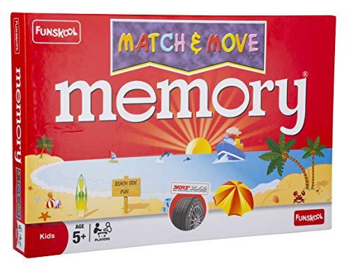 Funskool Memory Match and Move