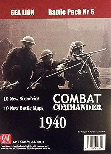 comprar barato Combat Combat Combat Commander  Sea Lion by GMT Games  para mayoristas