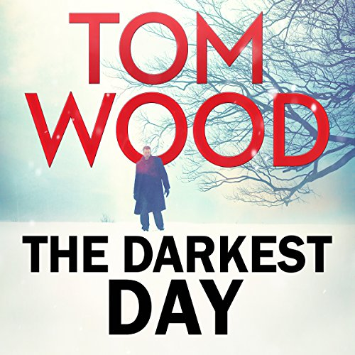 The Darkest Day audiobook cover art