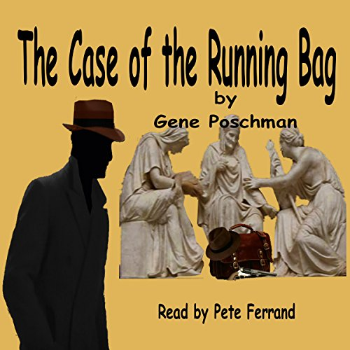 Couverture de The Case of the Running Bag