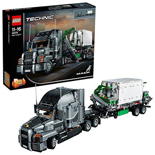 Lego Technic Mack Anthem 42078 Konstruktionsspielzeug
