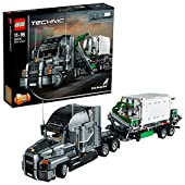 LEGO®-Technic Mack Anthem Camion 2 en 1, Jeu Garçon et Fille 11 Ans et Plus, Jeu de Construction, 2595 Pièces 42078
