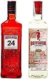 Gin Tonic - Gift Pack - (2 bottiglie da 0,70 L e 4 botaniche)