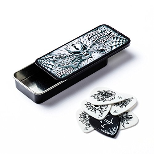Jim Dunlop『JAMES HETFIELD PICK TIN(JPH01T088)』