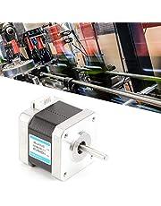【𝐏𝐚𝐚𝐬-𝐩𝐫𝐨𝐦𝐨𝐭𝐢𝐞𝐦𝐚𝐚𝐧𝐝】 Stappenmotor Nema 17 24 V/1,5 A 2-fasen 0,4 NM 1,8 ° industriële stappenmotor