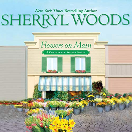 Flowers on Main audiobook cover art