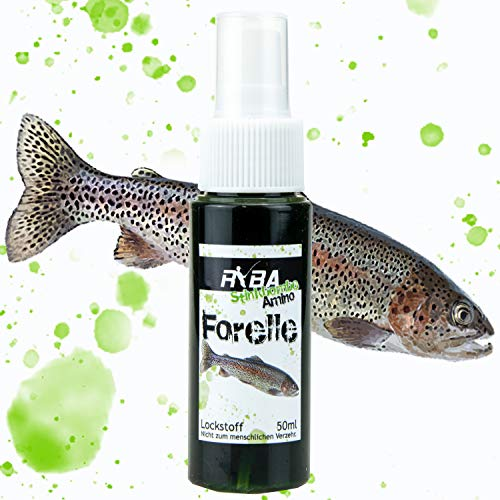Ryba - Stinkbombe Amino - Lockstoff Spray - Forelle/Trout - 50ml