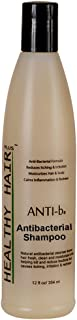 ANTI-b Antibacterial Shampoo (12oz) Antimicrobial/Antifungal Formula that Reduces Bacteria - Sulfate Free Formula