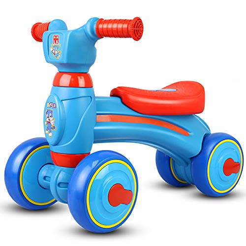 Children \' S Sliding Walker 1-3 Years Old Baby Without Pedal Bicycle Balance Car Boys and Girls Walking Car Without Pedal Twisting Car,88062