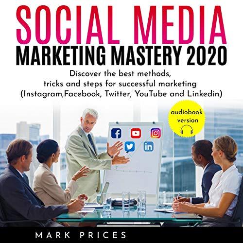 『Social Media Marketing Mastery 2020』のカバーアート