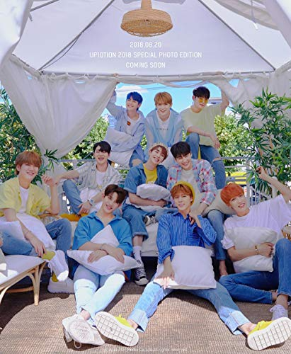 Up10tion 2018 Special Photo Edition Up10tion