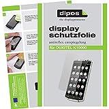dipos I 6X Schutzfolie matt kompatibel mit Oukitel K10000 Folie Bildschirmschutzfolie