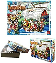 Action & Toy Figures - One Piece Thousand Sunny & Going Merry Boat PVC Action Figure Anime Figures Assembled Model Collection Toys Christmas Gift QB149 (Sunny Boat with Box)