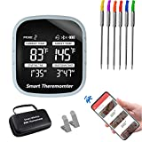 Best Wireless Bbq Thermometers - Highger Bluetooth Wireless Grill BBQ Thermometer for Grilling Review