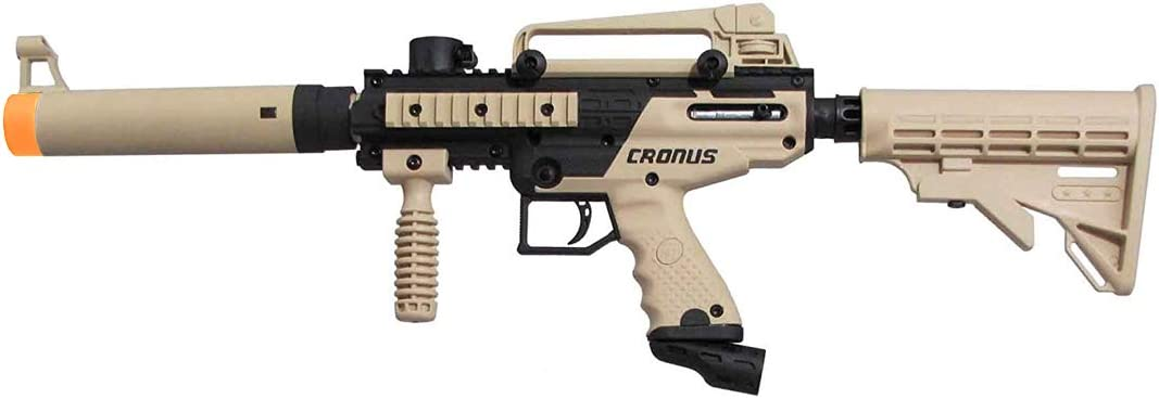 Tippmann Cronus - The Highly Customizable Marker