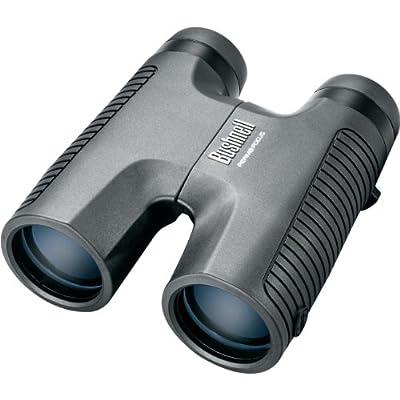 PermaFocus Binoculars, 10x42mm, BAK 7 Roof Prism, Black, 305 ft FOV @ 1000 yd from Bushnell
