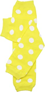 Polka Dot Leg Warmers for Baby or Toddler Boys and Girls
